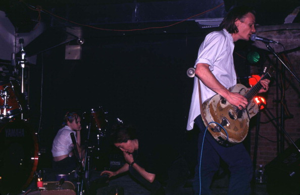Chris Whitley in Concert at Brownies - 1996