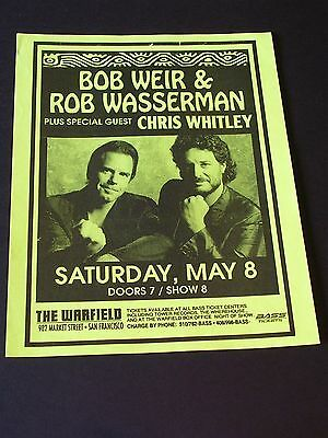 at the Rob Wasserman Trios Event1994-03-26